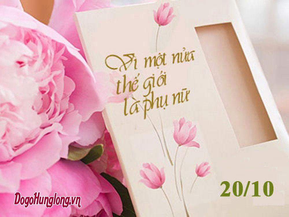 Hưng Long chúc mừng nhân ngày phụ nữ Việt Nam 20/10