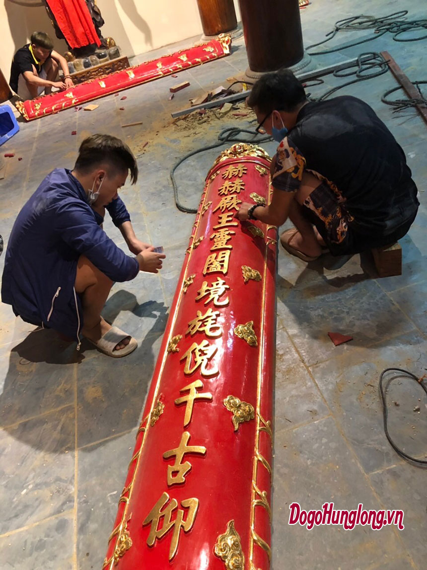 Đền thờ Triệu Quang Phục, Khoái Châu, Hưng Yên