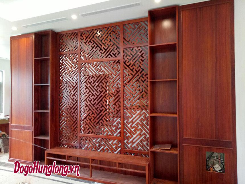 Sử dụng đồ gỗ trong thiết kế nội thất