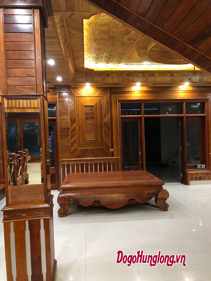 Thi công đồ gỗ nội thất 2019