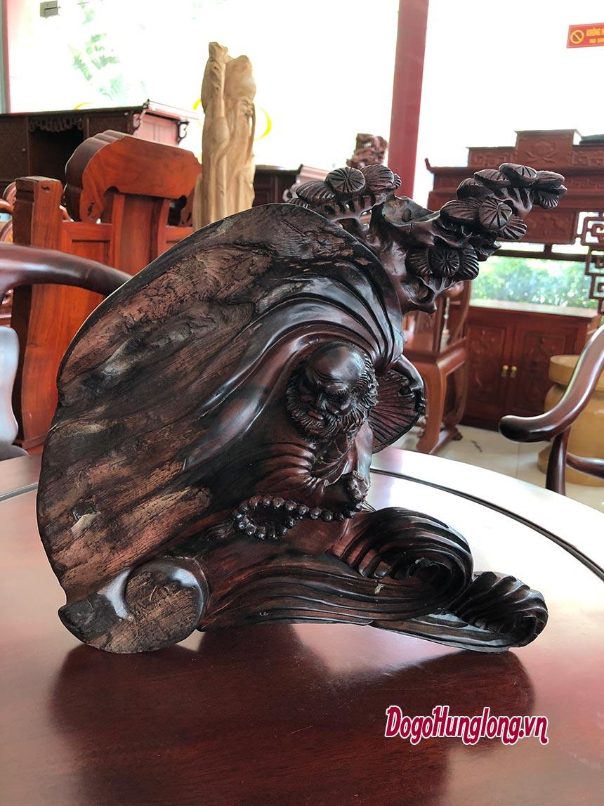 Mẫu tượng Đạt Ma cỡ nhỏ