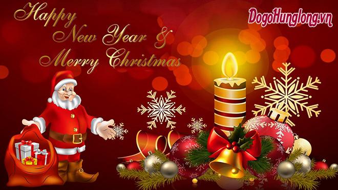 Chúc mừng Giáng sinh và năm mới 2021!