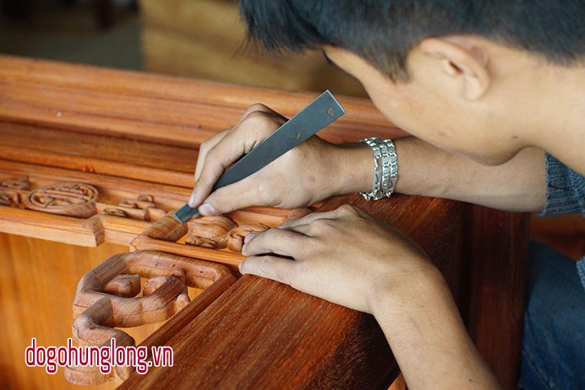 Chế tác đồ gỗ nội thất