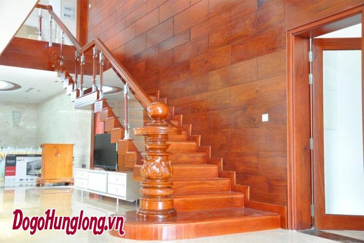 nguyên tắc thiết kế cầu thang cho gia đình