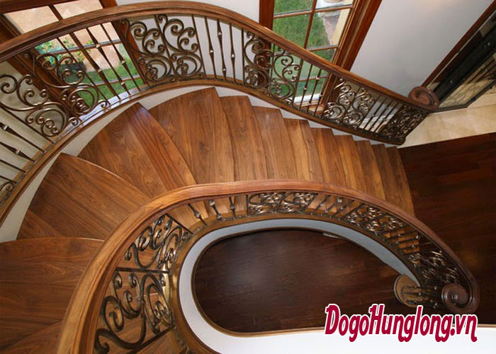 Thiết kế nội thất với chất liệu gỗ
