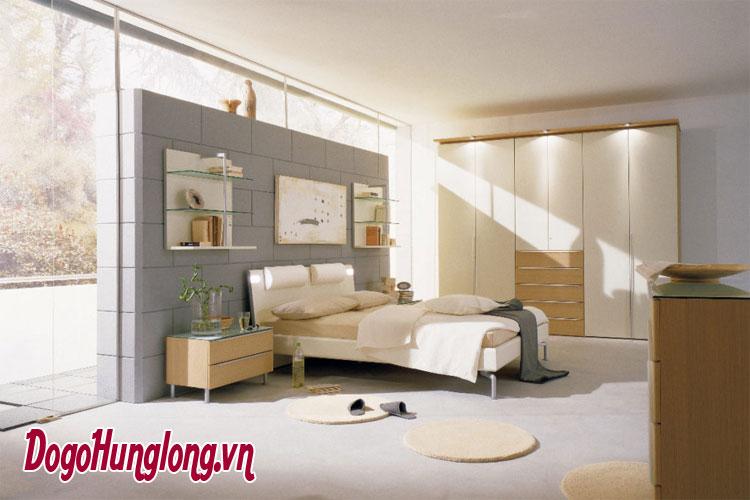 Sự kết hợp hài hòa giữ nội thất gỗ và đá cho ngôi nhà