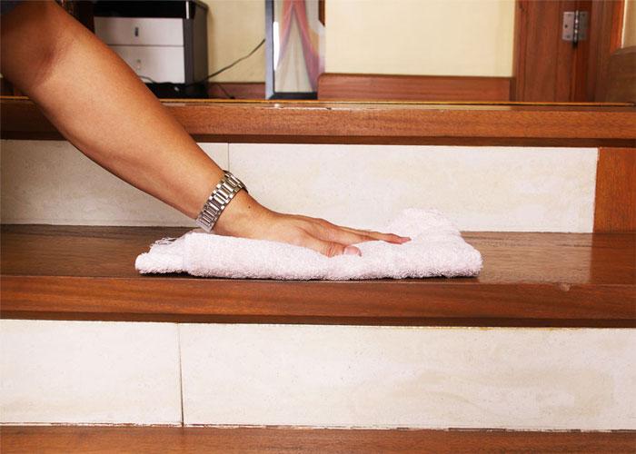 Sáng kiến hay trong bảo quản đồ gỗ nội thất