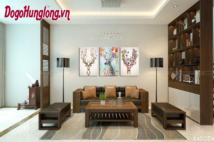 ưu điểm nội thất gỗ so với các đồ nội thất khác