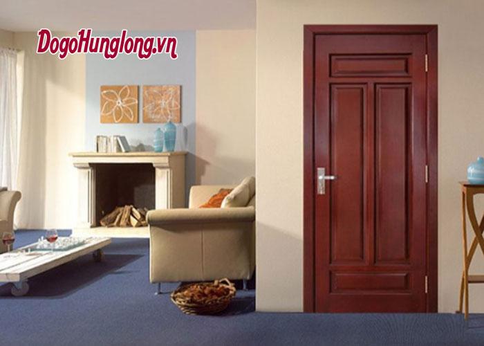 Yếu tố nào làm nên mẫu cửa phòng ngủ đẹp?