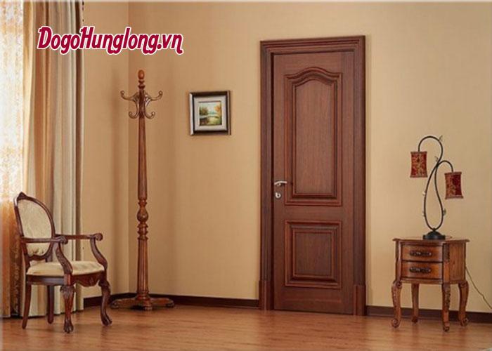 Mẫu cửa gỗ cho phòng ngủ sang trọng và hiện đại