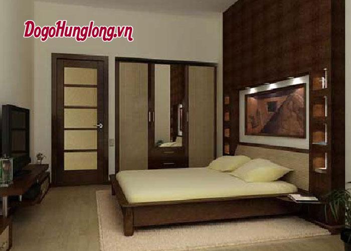 Cửa gỗ phòng ngủ