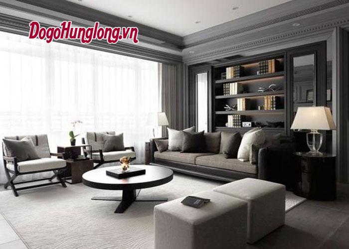 Sofa gỗ phòng khách