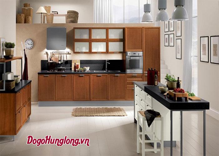 Bí quyết làm nên phòng bếp đẹp và đơn giản mà không kém phần ấn tượng và tinh tế