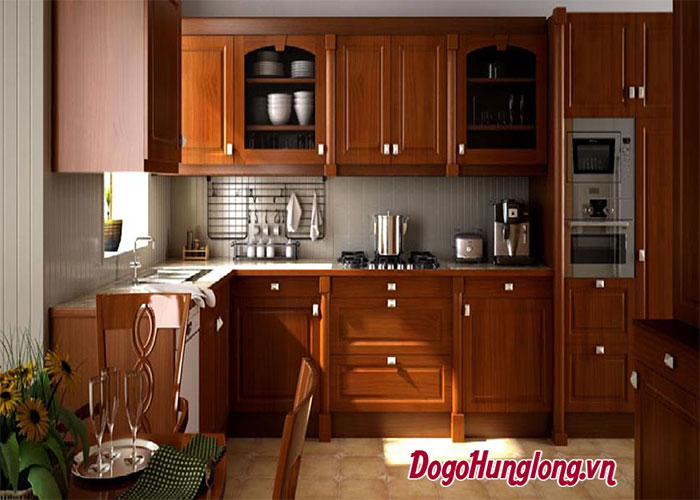 Xu hướng thiết kế nội thất phòng bếp