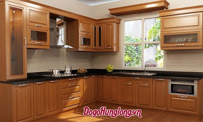Bí quyết thiết kế nội thất phòng bếp