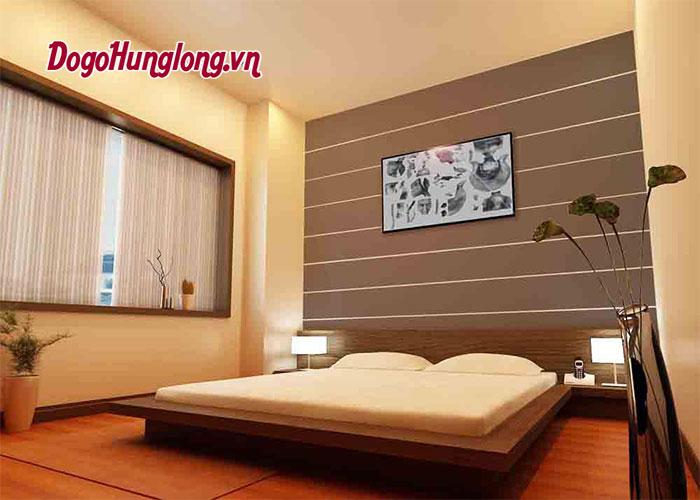Đẹp bất ngờ với những mẫu phòng ngủ sang trọng và hiện đại bằng gỗ tự nhiên