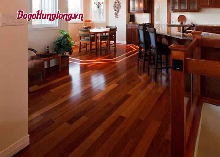 5 lý do khiến bạn ưu tiên sử dụng ván sàn gỗ tự nhiên cho ngôi nhà của bạn