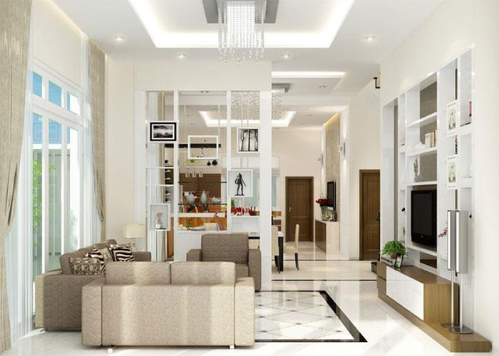 Thiết kế nội thất nhà ống