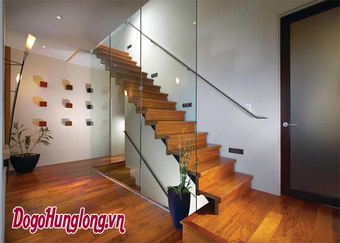 Tại sao số bậc cầu thang lại là số lẻ?