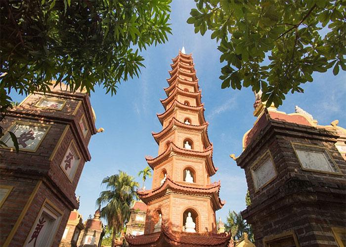 Chiêm ngưỡng ngôi chùa cổ nhất Hà Nội