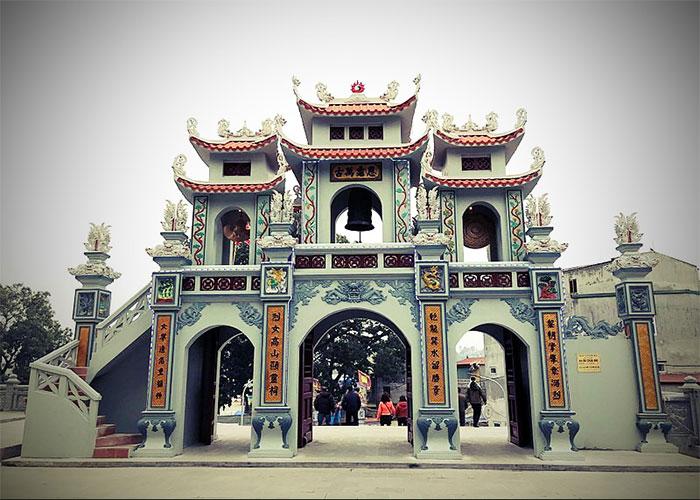 Những ngôi đền nổi tiếng và linh thiêng nhất khu vực miền Bắc bạn nên đến dịp đầu năm mới