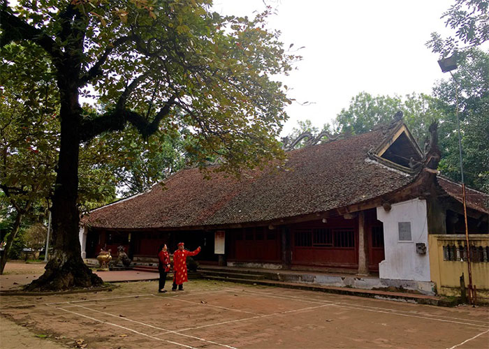 Đình làng
