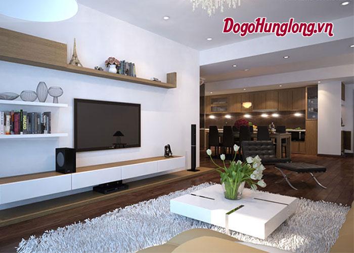 Sang trọng và lạ mắt với những mẫu thiết kế phòng khách độc đáo
