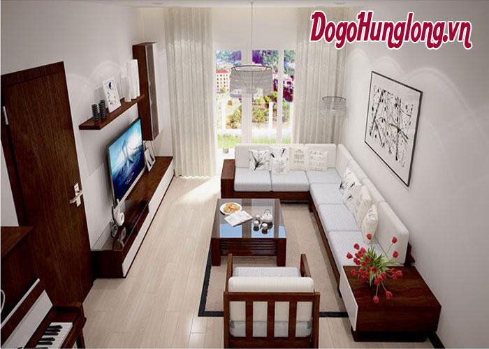 4 cách bố trí sofa để tăng sự hấp dẫn cho phòng khách
