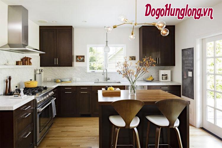 5 chức năng chính tủ bếp gia đình phải có