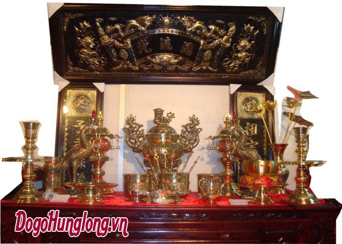 Cách bố trí bàn thờ truyền thống để mang tài lộc về nhà