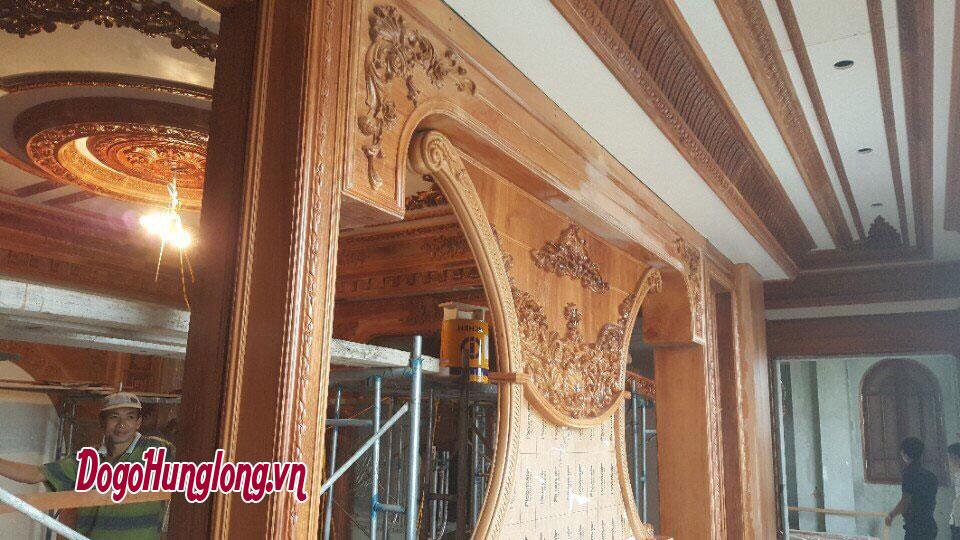 Thiết kế thi công nội thất biệt thự tại Thiên đường Bảo Sơn