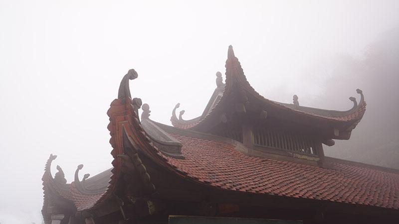 Phân biệt chùa, đình, đền, miếu, điện, phủ
