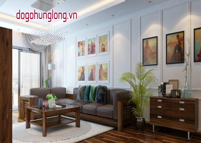 Gỗ màu tự nhiên đã trở thành yếu tố thiết kế chủ đạo của nhà thiết kế nội  thất. Những nhà chuyên gia nhận định rằng trong năm tới, ...
