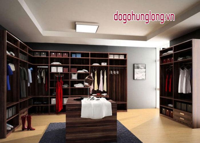 Tủ quần áo hình chữ L - Lựa chọn hoàn hảo cho phòng ngủ của bạn