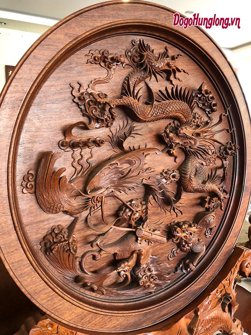 Tranh gỗ mỹ nghệ cao cấp