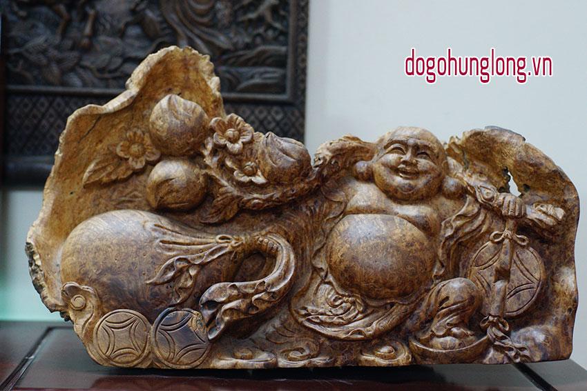 Phật di lặc - Nu hương