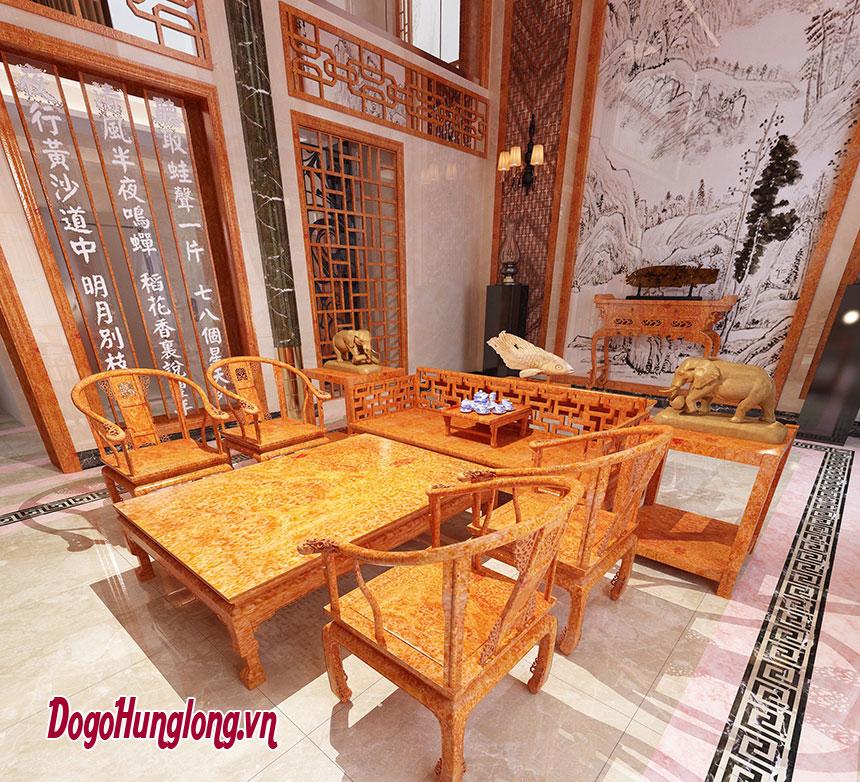 Những mẫu sản phẩm gỗ nu hương cực đẹp