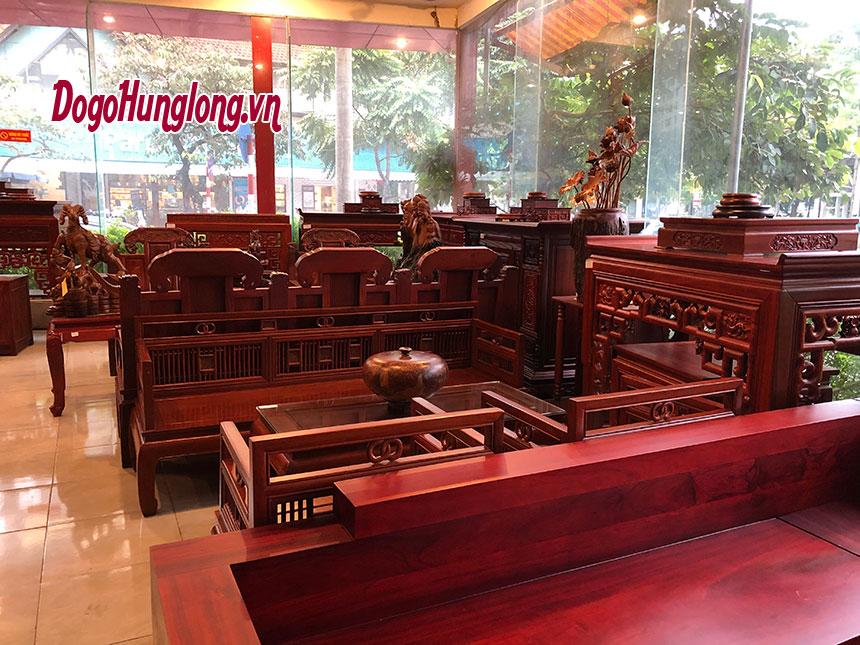 Mẫu đồ gỗ nội thất cao cấp 2021
