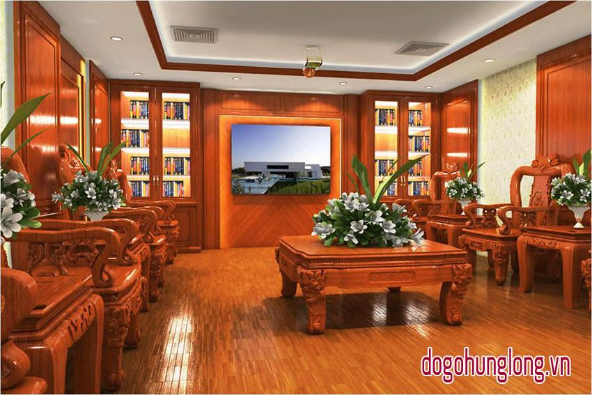 Thiết kế Phòng khánh tiết