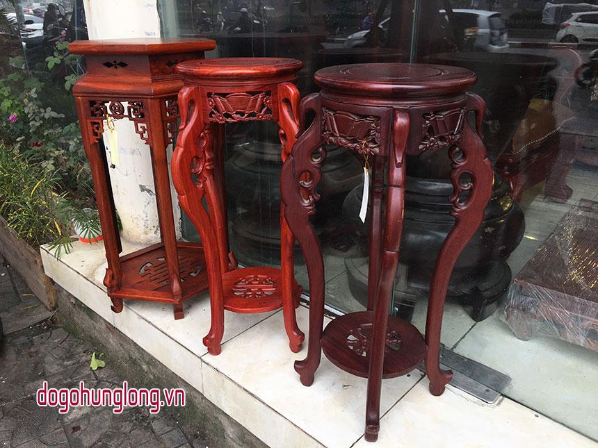 Đôn gỗ hương Lào