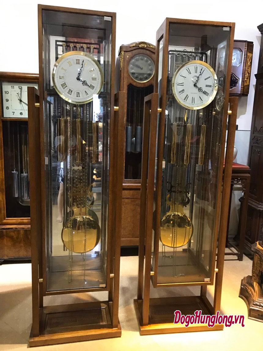 Đồng hồ tủ cơ mẫu cổ