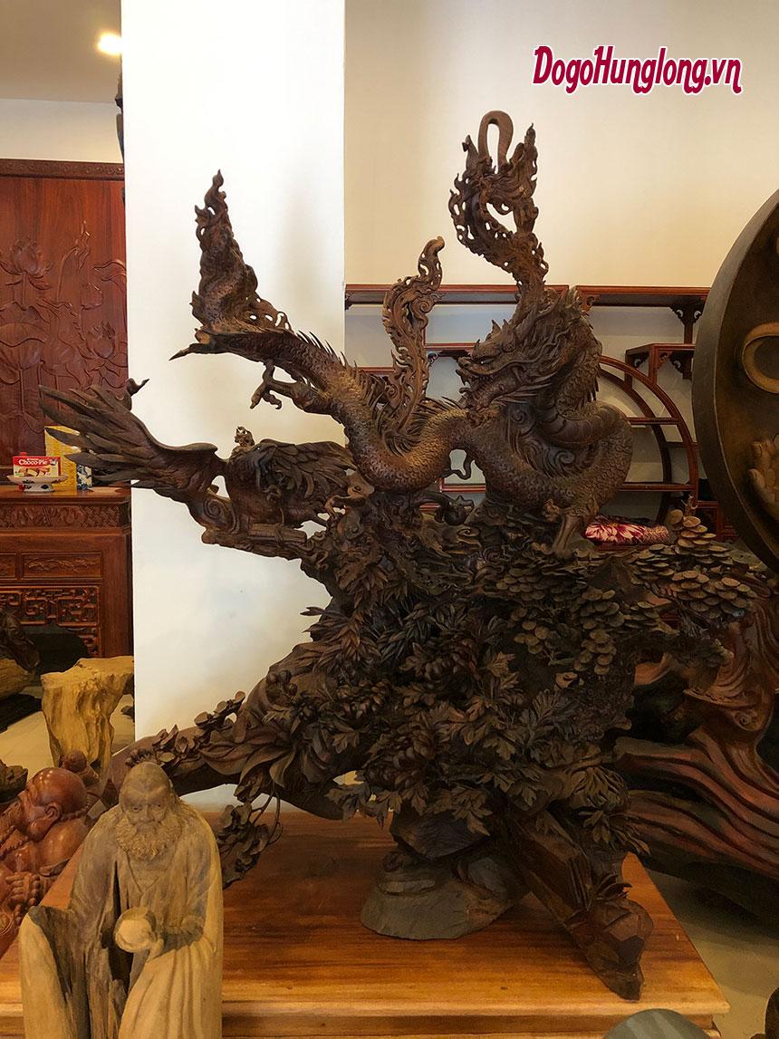 Đồ gỗ mỹ nghệ cao cấp Hưng Long - số 8 Láng Hạ, Đống Đa, Hà Nội