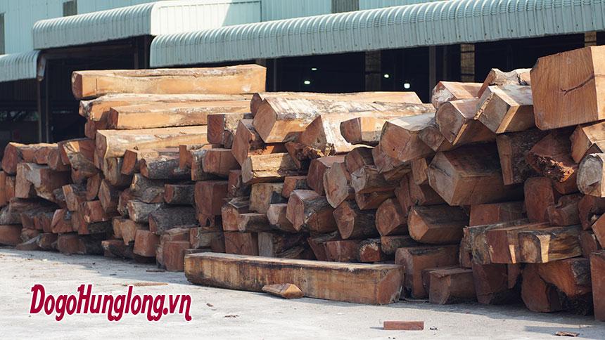 Nhà máy chế biến, sản xuất đồ gỗ nội thất Hưng Long, Lạc Vệ, Bắc Ninh