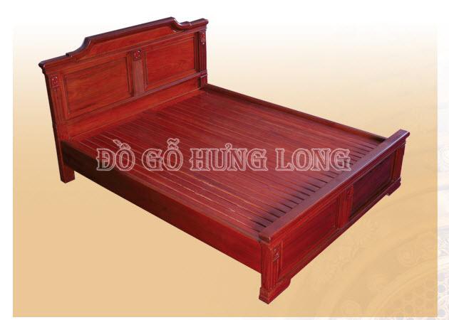 Giường Ô Vuông