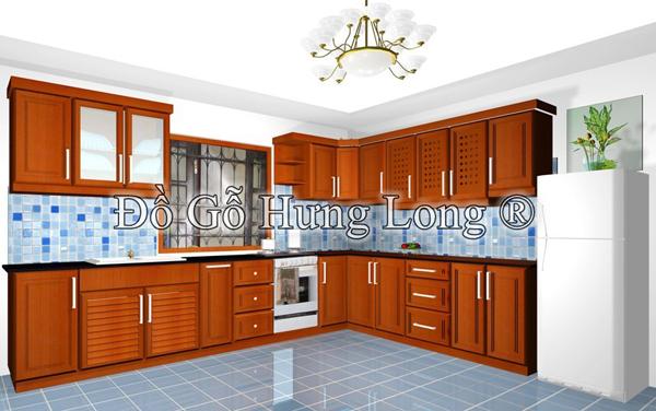 Tủ Bếp HL - 03