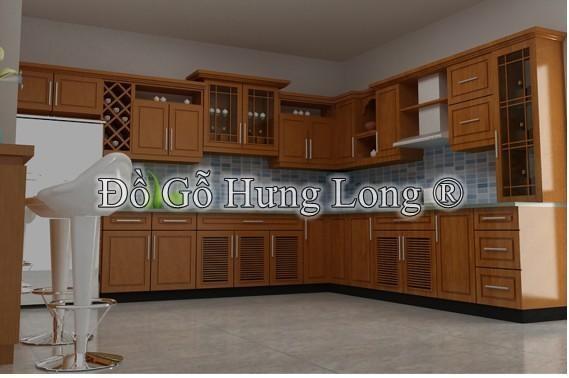 Tủ Bếp HL - 02
