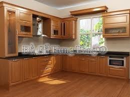 Tủ bếp Hl -07