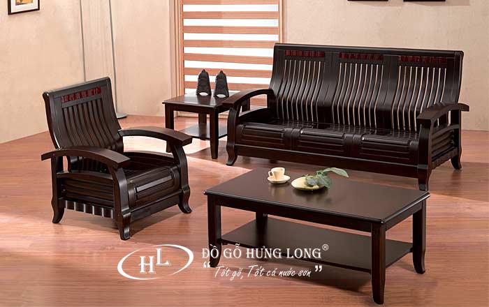 Bàn ghế phòng khách hiện đại BGPK08