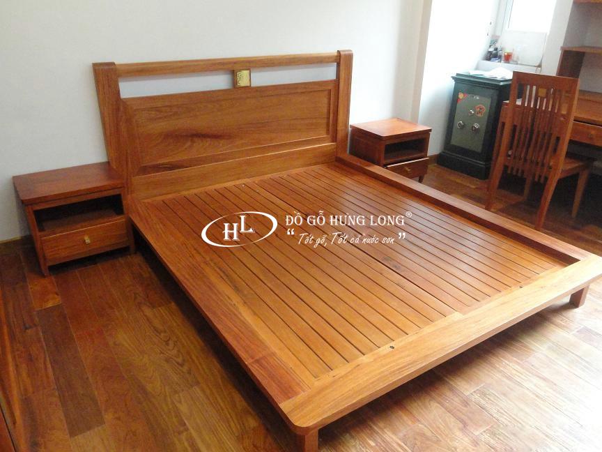 Giường ngủ hiện đại GN10