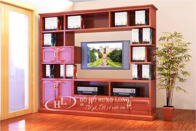 Kệ tivi cao cấp đồ gỗ nội thất phòng khach